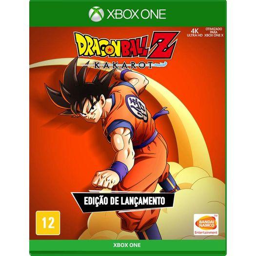 Jogo Dragon Ball Kakarot - Xbox One - Bandai Namco Games