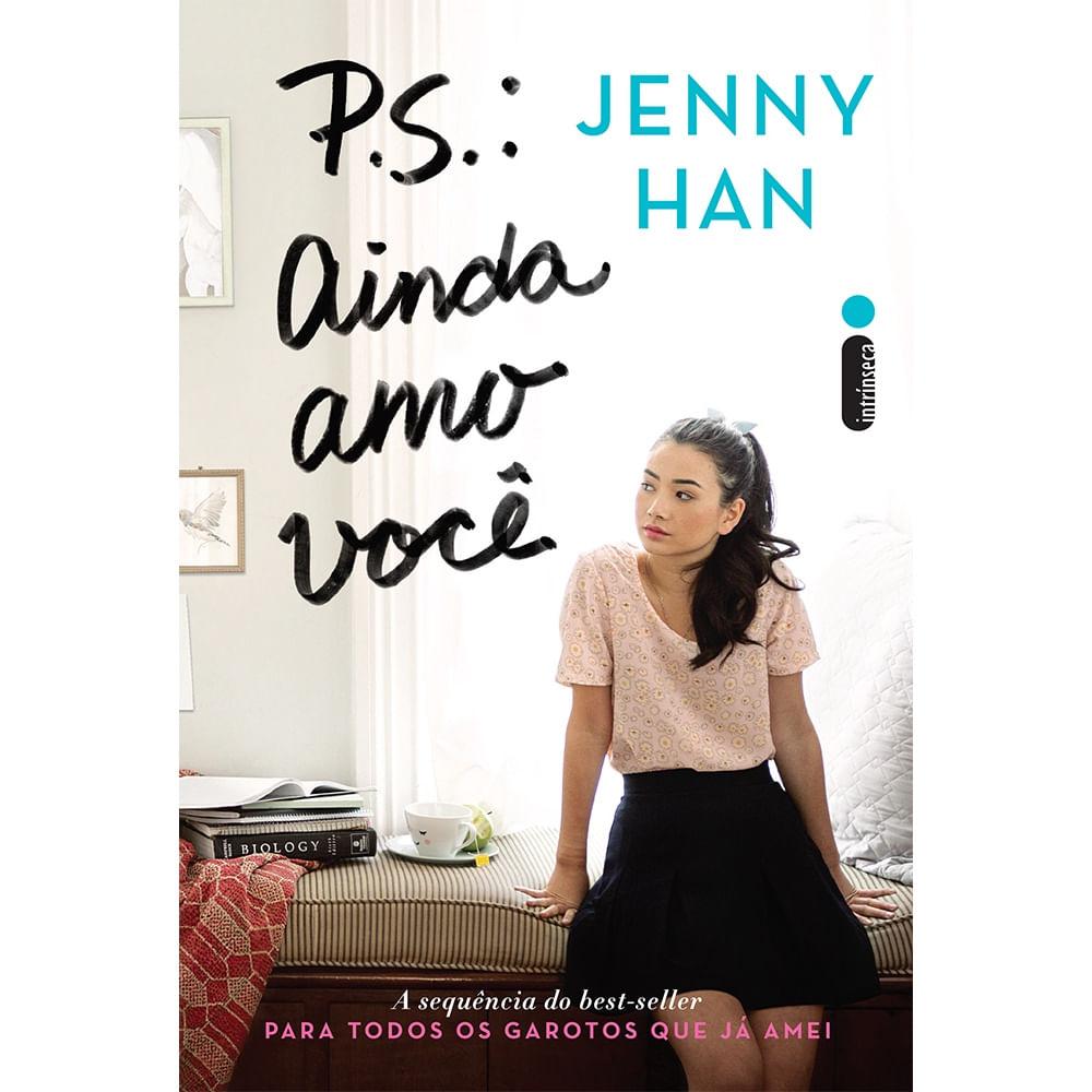 Ps Ainda Amo Voce - Livro 2 - Intrinseca - Livrarias Curitiba