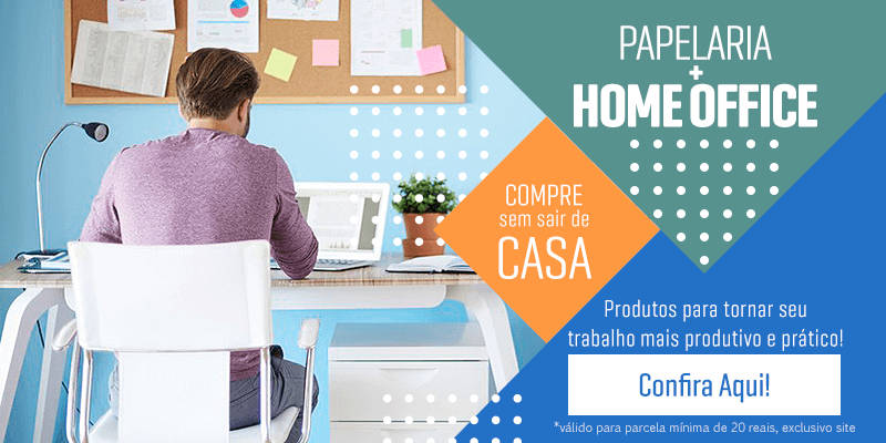 Home Office Papelaria