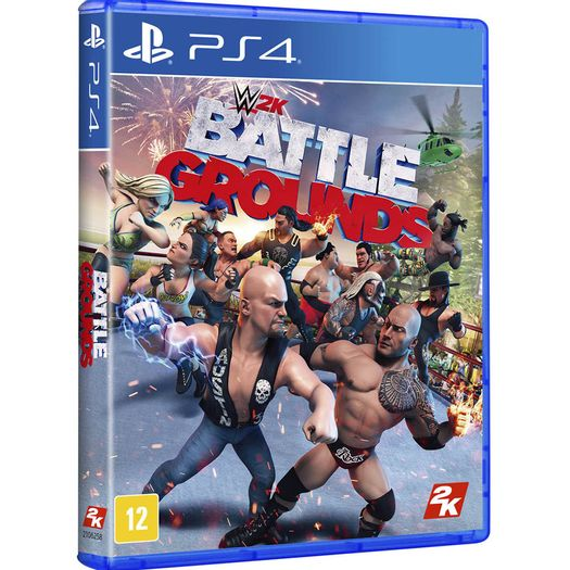 Jogo Battlegrounds - Playstation 4 - 2k Games