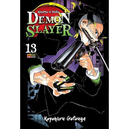 Demon Slayer ? Kimetsu No Yaiba 13