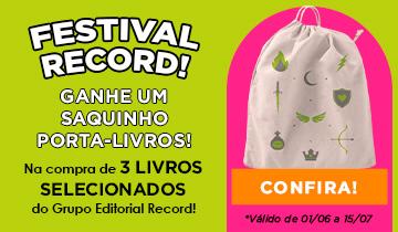 Livros - Editora Record