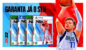 NBA 2k22 (Mob)