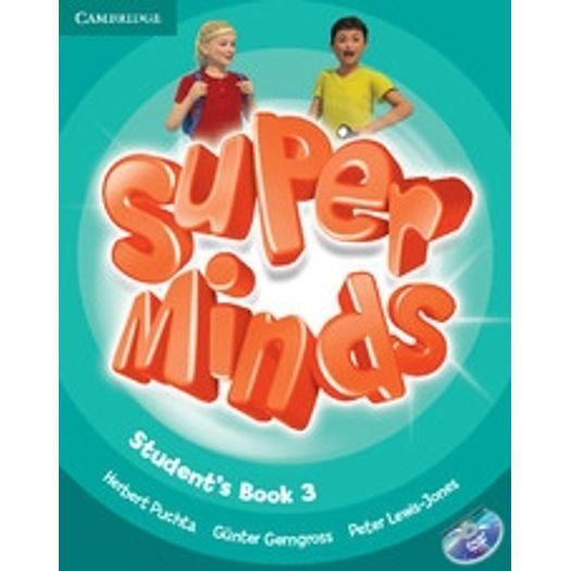 Super Minds Level 3 Students Book