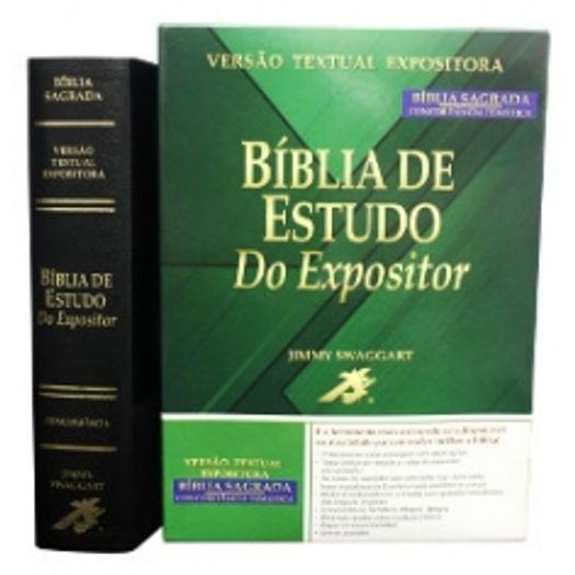 Bíblia de Estudo do Expositor em PDF Download Grátis ...