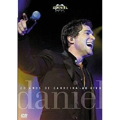 daniel 20 anos de carreira ao vivo dvd