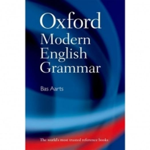 Oxford Modern English Grammar Hc Oxford Livrarias Curitiba