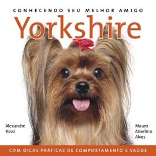 Yorkshire Terrier Artemeios Livrarias Curitiba