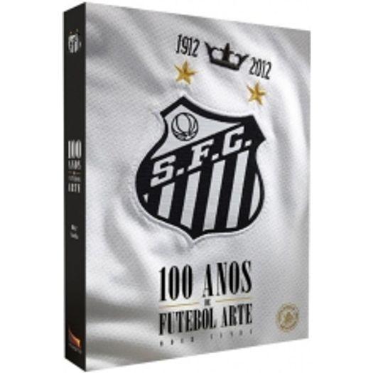 19c2d1a427 O livro  Santos - 100 Anos de Futebol Arte  é uma obra ilustrada que busca  apresentar a história centenária deste clube. A obra retrata a trajetória  de Pelé ...