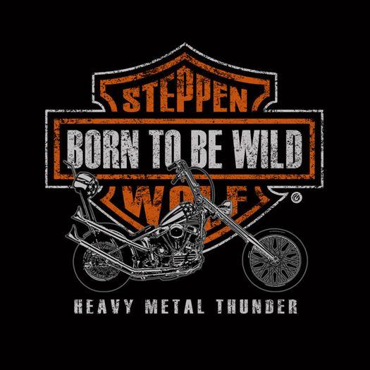Camiseta-Born-To-Be-Wild---Cor-Preta---Tamanho-G