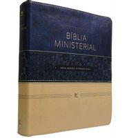 Biblia-Ministerial-Nvi---Azul-E-Bege---Vida