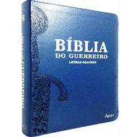 Biblia-Do-Guerreiro-Letras-Grandes---Azul---Agape