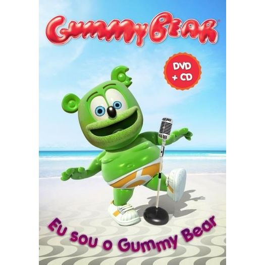 DVD-Gummy-Bear---I-Am-A-Gummy--DVD---CD-