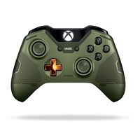 Controle-Sem-Fio-Xbox-One-Limited-Edition-Halo-5--Guardians-Master-Chief-Verde---Microsoft