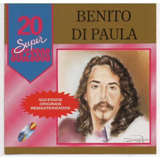 cd benito di paula 20 sucessos