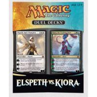 MAGIC-THE-GATHERING---ELSPETH-VS-KIORA-DUEL-DECKS---DEVIR