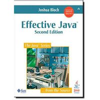 EFFECTIVE-JAVA---PEARSON