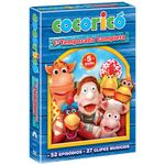 DVD-COCORICO---PRIMEIRA-TEMPORADA--5-DVDS-