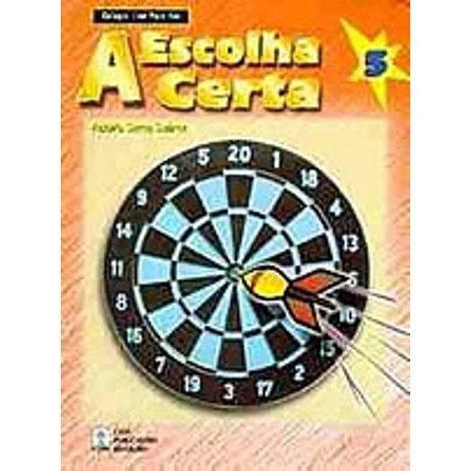 ESCOLHA-CERTA-A-6-ANO---CASA-PUBLICADORA---EDICAO-ANTIGA