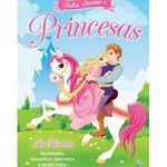 Fadas-Sereias-E-Princesas---Na-Floresta---Libris