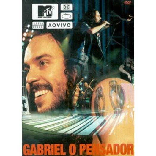 cd gabriel o pensador mtv ao vivo 2003