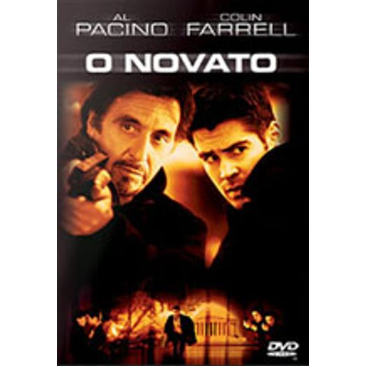 Dvd O Novato Al Pacino Colin Farrell Livrarias Curitiba