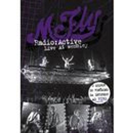 dvd mcfly radio active live at wembley