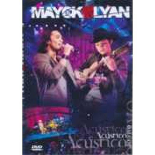 dvd mayck lyan acustico vivo