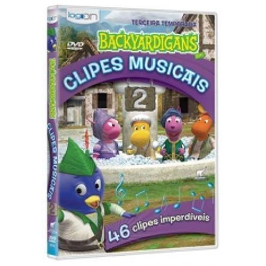 dvd backyardigans clipes musicais 2