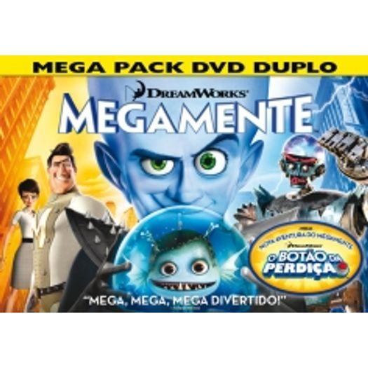 Dvd Megamente 2 Dvds Livrarias Curitiba