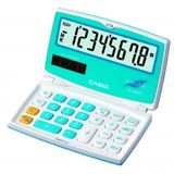 e3cbed230e5 Calculadora De Bolso 8 Digitos Sl-100vc-Bu-S-Dh Azul - Casio