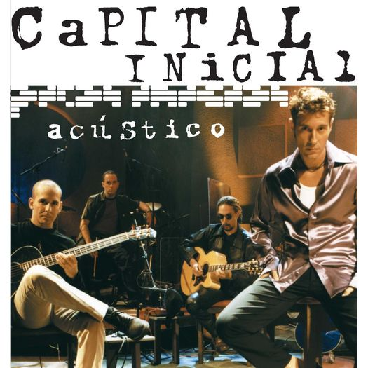 cd completo capital inicial acustico mtv