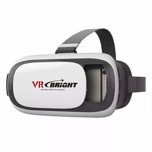 17e8c0b2ba92f Jogos e filmes com uma realidade impressionante. Um cinema 3D privado em  qualquer lugar  Visão 360º. Sinta se no meio da ação