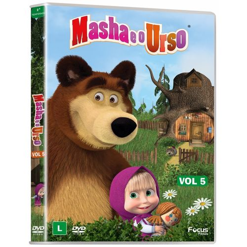 Resultado de imagem para masha e o urso 5