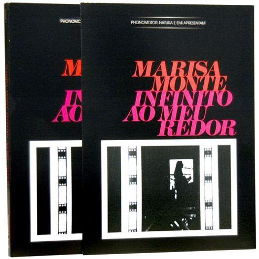 Infinito ao meu redor é um documentário que acompanha 2 anos de tour da  cantora e compositora Marisa Monte 93a92950ca5