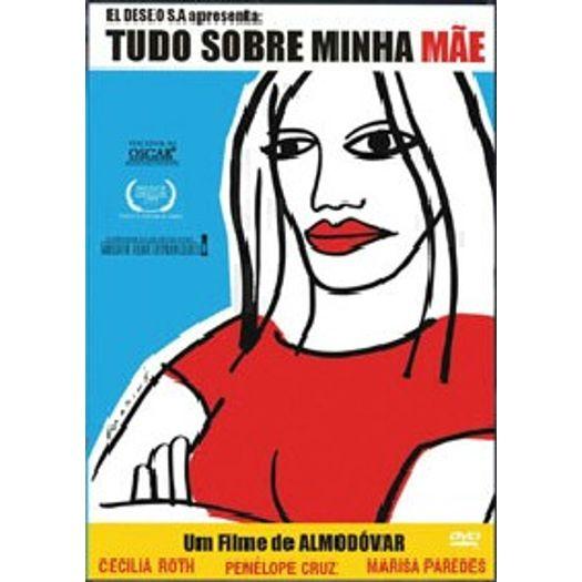 DVD Tudo Sobre Minha Mãe - Cecilia Roth 984040ff451