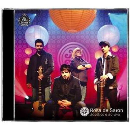 cd rosas de saron acustico 2009