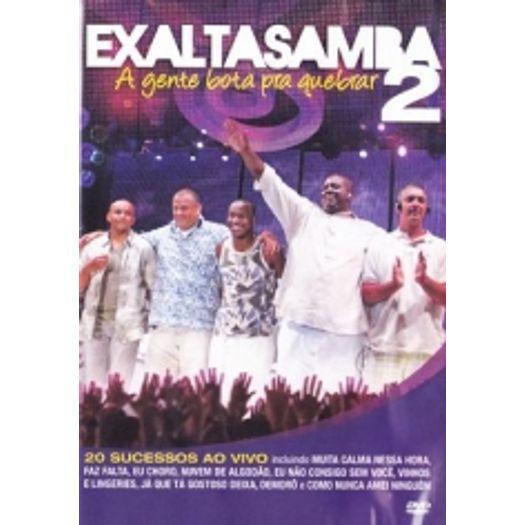 dvd exaltasamba 2011