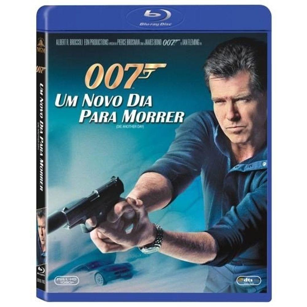 Blu Ray 007 Um Novo Dia Para Morrer Pierce Brosnan Halle Berry