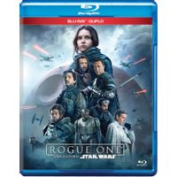Blu-Ray Rogue One: Uma História Star Wars (2 Bds)