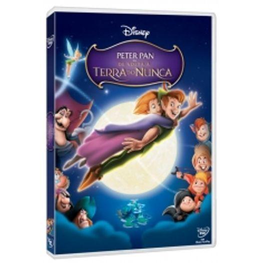Dvd Peter Pan De Volta à Terra Do Nunca Robin Budd