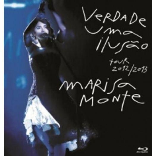 Blu-Ray Marisa Monte - Verdade Uma Ilusão  Tour 2012-2013 ... ef63f33a284