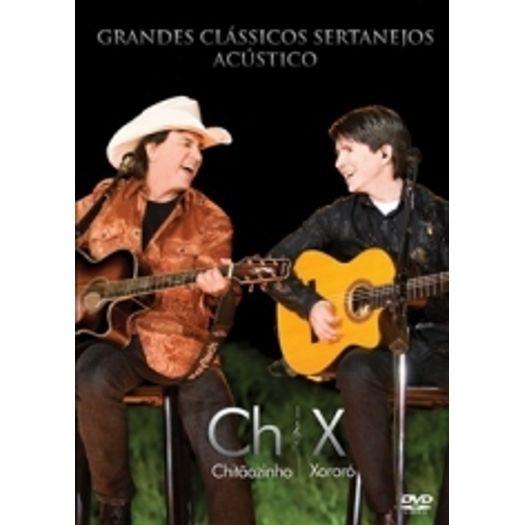 chitaozinho e xororo grandes classicos sertanejos dvd