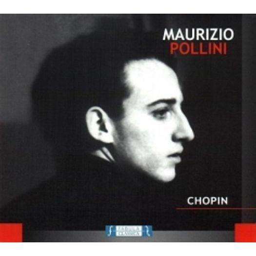 62368d9bb0 CD Chopin - Maurizio Pollini - Livrarias Curitiba