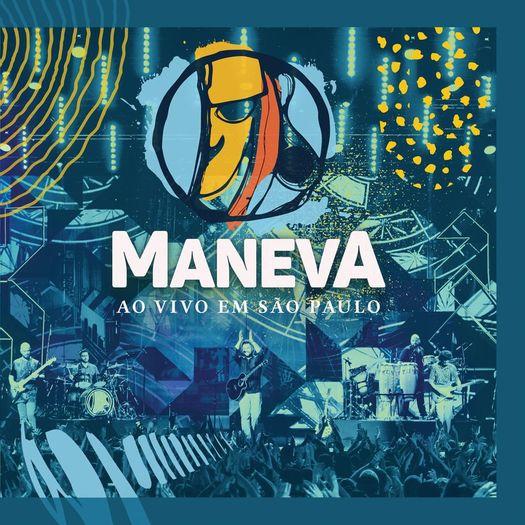 CD Maneva - Ao Vivo Em São Paulo - Livrarias Curitiba f0f4995315e