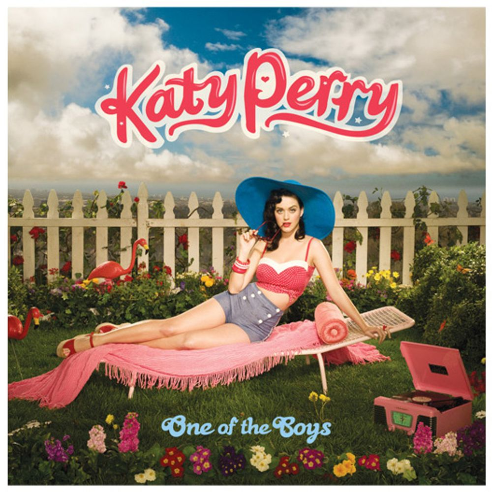 CD Katy Perry - One Of The Boys - Livrarias Curitiba