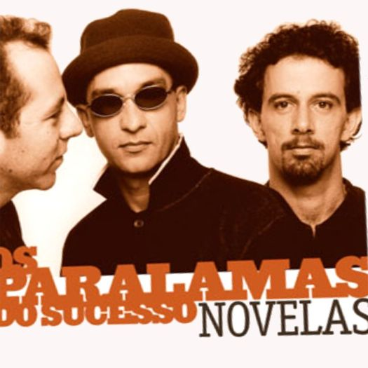 cd paralamas do sucesso novelas