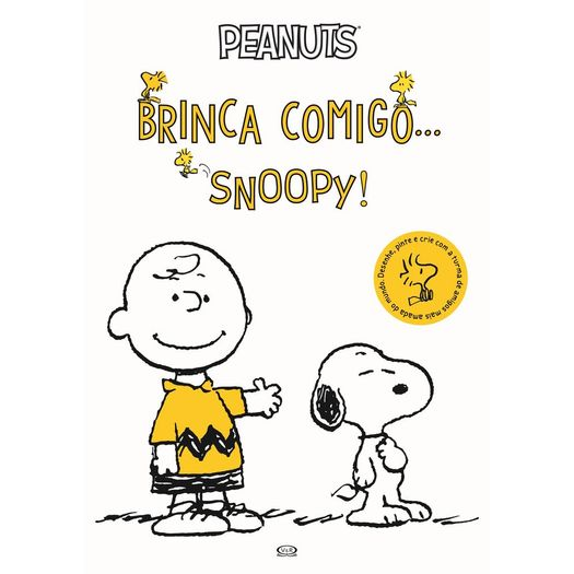 Brinca Comigo Snoopy Vergara E Riba Livrarias Curitiba