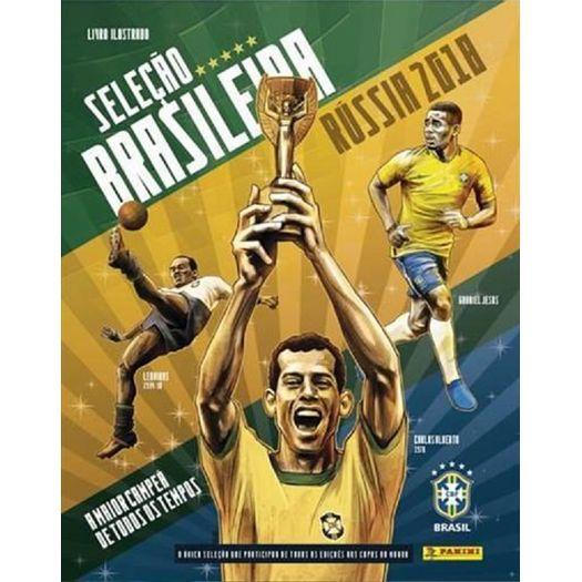 Este álbum de figurinhas resgata a memória dos grandes momentos do nosso  futebol em Copas do Mundo! São 48 páginas que trazem a trajetória do Brasil  desde ... accf2164481