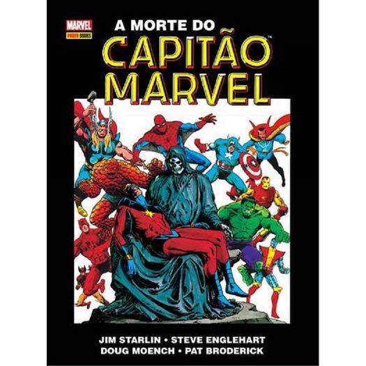 Resultado de imagem para A Morte do Capitão Marvel